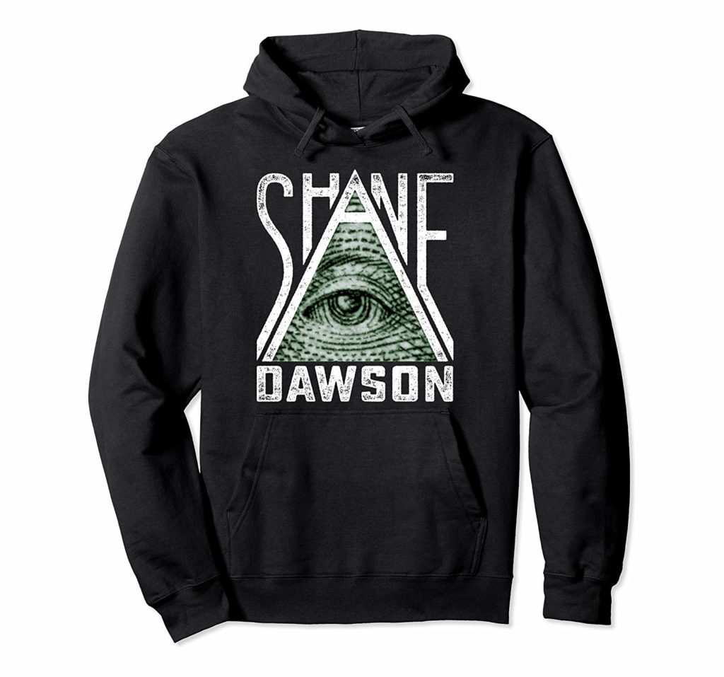 Shane Dawson All-Seeing Eye Hoodie